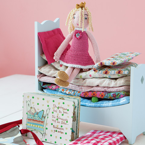 Princess Amp The Pea Play Set All Gifts Olive Amp Cocoa