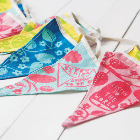 Fete Bunting Banner