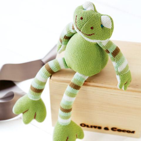 Louie Lullaby Musical Frog
