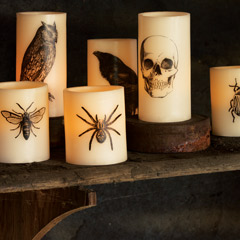 Haunting Nights LED Candles