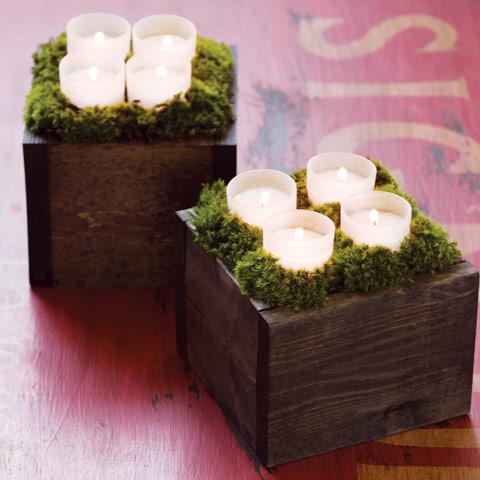 Botanic Candle Lit Boxes