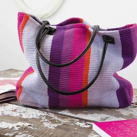 Eloise Striped Bag