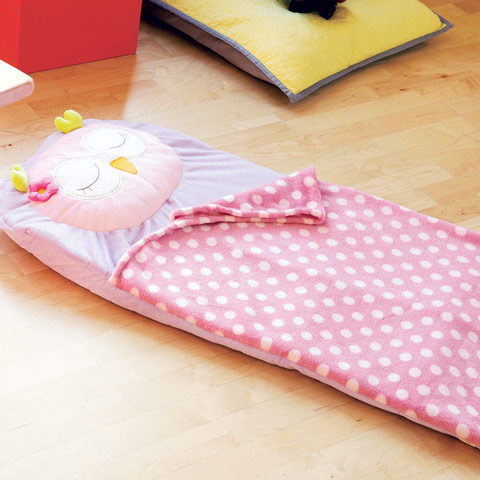 Olivia Owl Slumber Bag
