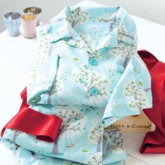 Snowy Day Pajamas