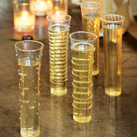 unique champagne flutes. Dainty Champagne Flutes Unique