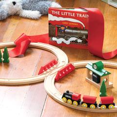 The Little Train Set