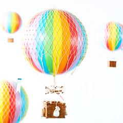"""Up, Up & Away"" Balloons"