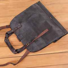 Artisan Leather Tote