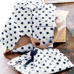 French Dot Pajamas
