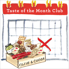 Taste Of The Month