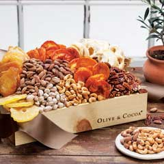 Harvest Dried Fruit & Nut Medley