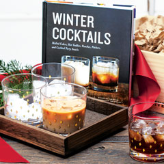 Winter Coktails Set