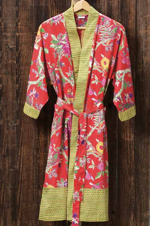 Lotus Bloom Kimono
