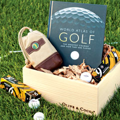 World Atlas Of Golf Set