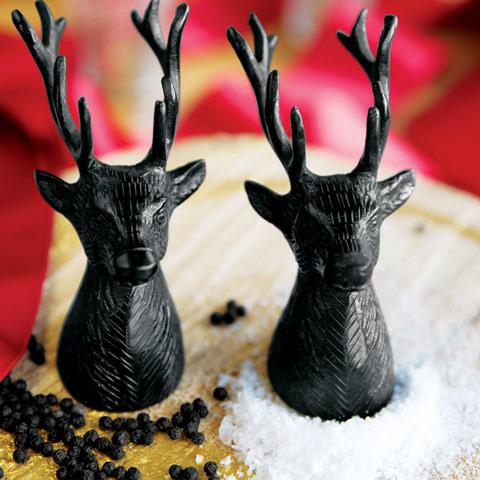 Reindeer Salt & Pepper Shakers
