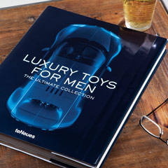 Luxury Toys For Men Book