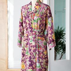 Antique Garden Kimono
