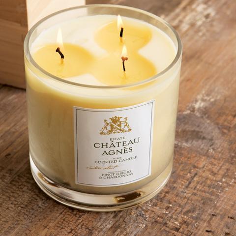 Pinot Grigio & Chardonnay Candle