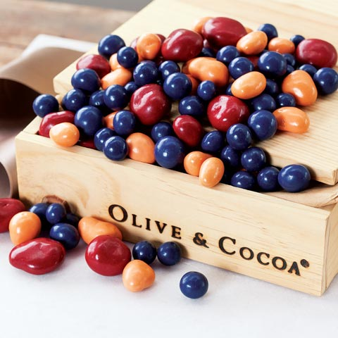 Chocolate Covered Fruit Medley