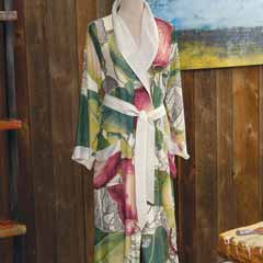 Orchard Impressions Robe