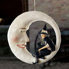 Witching Hour Hanging Moon