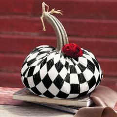 Fairytale  Velvet Pumpkin