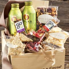 Energy Sips & Snacks Crate