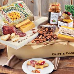 European Tapas Crate