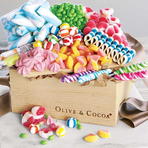 Olive & Cocoa is located in Salt Lake City, Utah. This organization primarily operates in the Catalog and Mail-order Houses business / industry within the Miscellaneous Retail sector.
