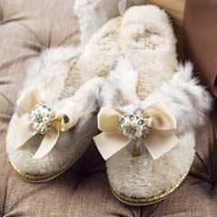 Gigi Boudoir Slippers