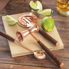 Hutchinson Copper Bar Tool Set