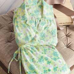 Vintage Daisy Pajamas