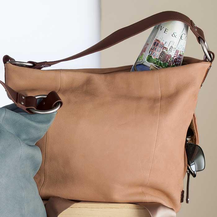 c7286f7a0501 Italian Leather Hobo Bags