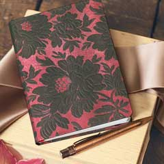 Camellia Journal & Vintage Style Pen