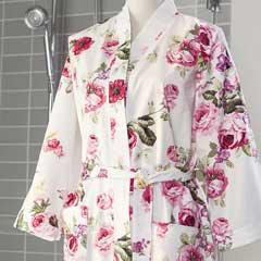 Antique Rose Kimono