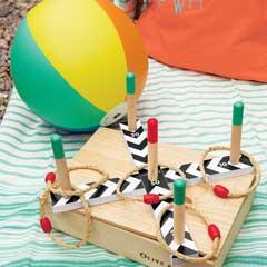 Beach Day Ring Toss & Ball