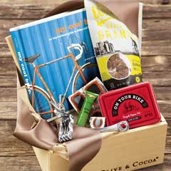 Cyclist Essentials Crate