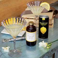 Lemon Drop Martini Crate