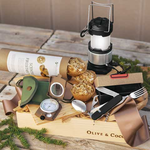 Go Glamping Crate