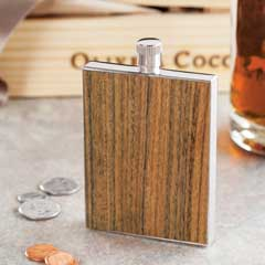 Mod Rosewood Flask