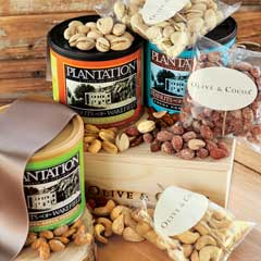 Sweet & Savory Nut Crate