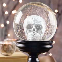Shadow And Spells Snowglobe