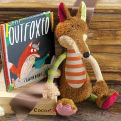 Outfoxed Storybook & Fox