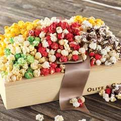 Sweet & Savory Popcorn Medley