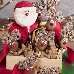 Santa & Reindeer Sweets