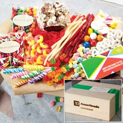 TD Ameritrade Institutional Sweet Birthday Goodies Large