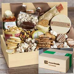 TD Ameritrade Institutional Savory Snacks To Share