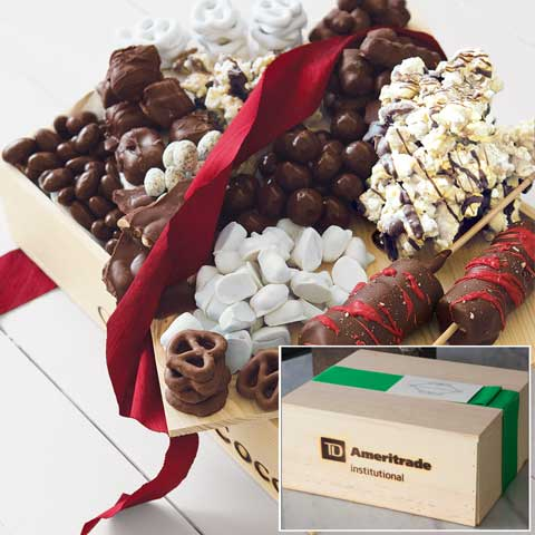 TD Ameritrade Institutional Lots Of Little Chocolates