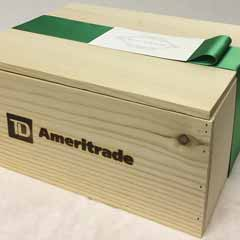 TD Ameritrade Institutional Lots Of Little Goodies