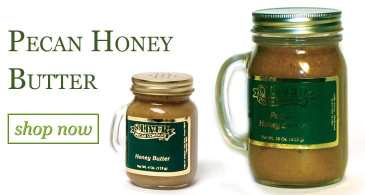 Pecan Honey Butter